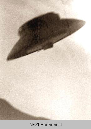 Nazi Haunebu1 - 1