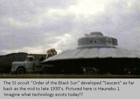 Nazi Haunebu1 - 2