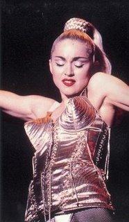 Madonna Cones Ritual Metropolis Tin Breasts