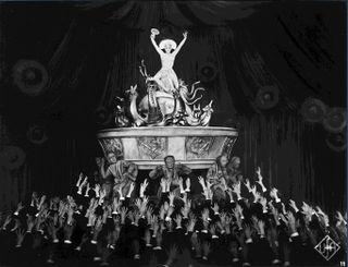 Metropolis Whore Bablylon 1930s