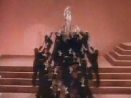 Madonna Metropolis Babylon recreation